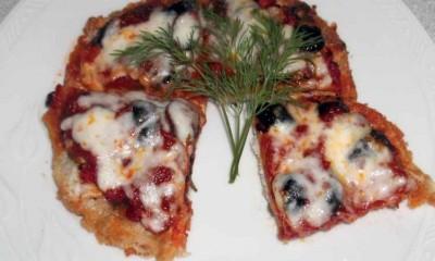 Pizzalı Tavuk